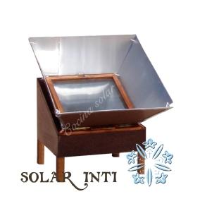 Horno Solar SOLAR INTI