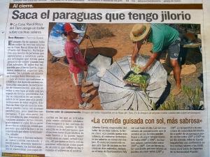 Noticia en Canarias7