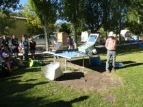 Taller de cocina solar