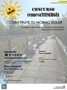 Concurso Horno Solar IIIed